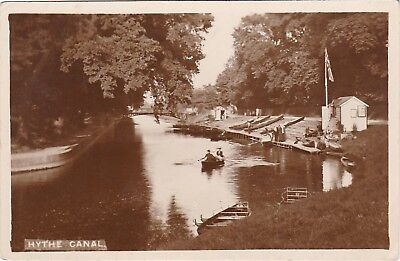 The Canal, HYTHE, Kent RP