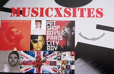 MusicXsites