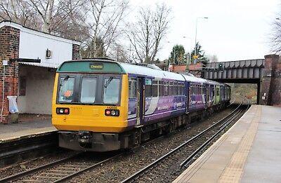 142035+150277 Northern Rail 6x4 Quality British Rail Photo