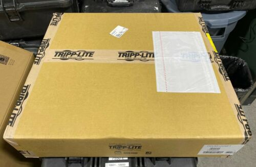 Tripp Lite PDUMH20NET 1.9kW Single-Phase Switched PDU with LX Platform Interface