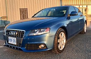 AUDI A4 Quattro (AWD) *Safety Certified*