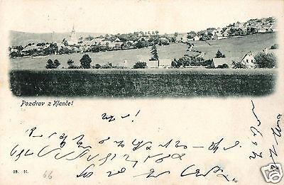 2940/ Foto AK, Klence, 1899