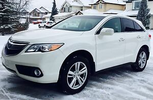 2013 Acura RDX Tech fully loaded AWD SUV