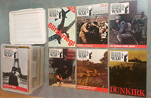 Purnell's History of the Second World War Magazine Set Busselton Busselton Area Preview