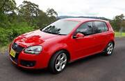 For Sale 2007 Red Volkswagen Golf GTI in Great Condition Macquarie Park Ryde Area Preview