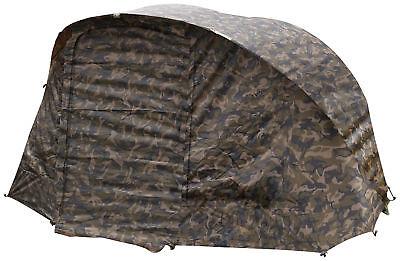 Fox R-Series 1 man XL WRAP camo - Überwurf für Karpfenzelt, Winterskin für Zelt (Camo Winter Zelt)