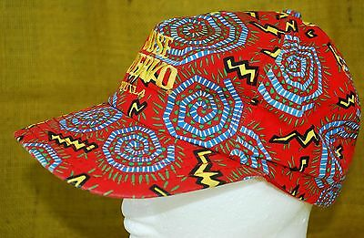 Jose Cuervo Tequilla - Vintage 1990's Retro Tropical Snapback Baseball Party Hat