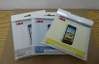 3m microfiber Electronics Cleaning Cloths (9021NB) 3 for $5.00 Brand new