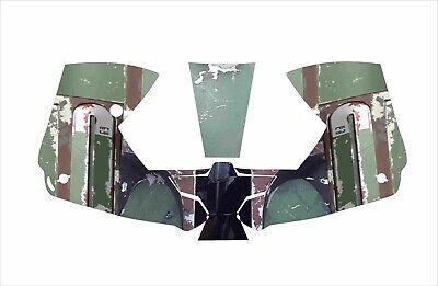 Esab Sentinel A50 Welding Helmet Wrap Decal Sticker Boba Fett Bobba Fet