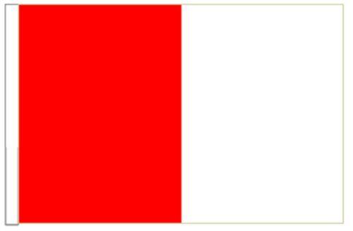 Ireland Cork County Gaelic Games Colours Courtesy Flag for Boats 45cm x 30cm