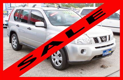 ** ON SALE ** 2008 AUTOMATIC XTRAIL - 3 YEAR WARRANTY Underwood Logan Area Preview