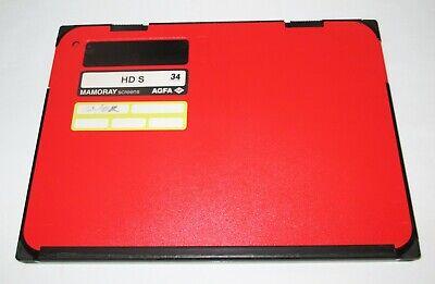 Agfa 18x24 Cm Mammo X-ray Mamoray Cassette With Hd S Screen