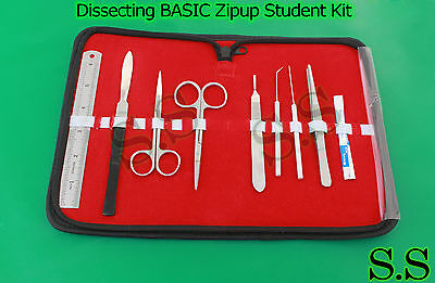 Dissecting Dissection Kit Set Basic Student College Lab Teacher Choice S.s-590