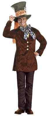 Mad Hatter Adult Movie Alice in Wonderland Costume XL (E)