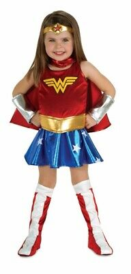 Wonder Woman Costume Child Girls Toddler Infant Wonderwoman Superhero - Fast -