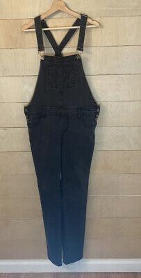 Vintage Overalls & Jumpsuits Torrid Black Wash Denim Overalls Size 14 $28.00 AT vintagedancer.com