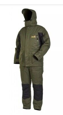 Benelle Blue All Weather Waterproof Fishing 2 Piece Suits Size SMALL-KING