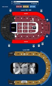 2 Dixie Chicks DCX World Tour SEC 307