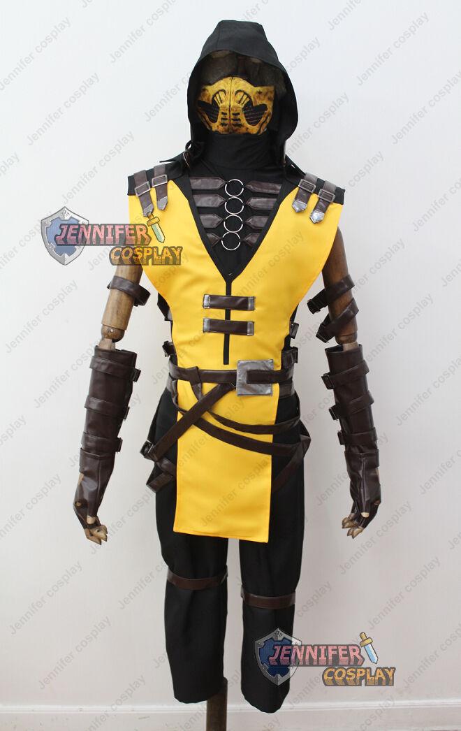 Mortal kombat x cosplay