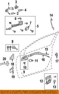 TOYOTA-OEM-6904042250-Door-Lock-Motor-Door-Lock-Actuator-Motor