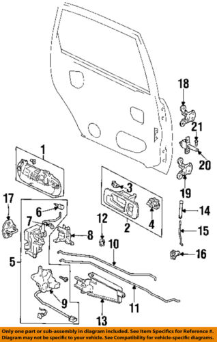Front Left Genuine Hyundai 88285-33402-AU Seat Shield Cover