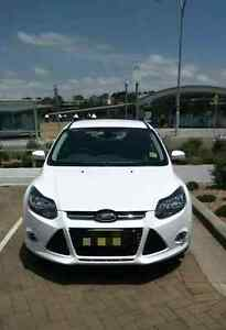 2014 Ford Focus Titanium LW MKII Auto Chatswood Willoughby Area Preview