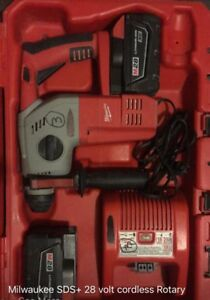 Milwaukee SDS+ Hammer drill