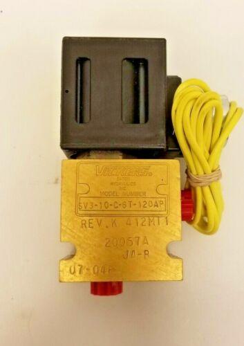 Eaton Vickers  Modular Controls Valve SV3-10-C-6T-120AP - NEW