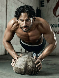 JOE-MANGANIELLO-SEXY-WORK-OUT-2-MAGIC-MIKE-MOVIE-PICTURE-8x10-HOT-PHOTO