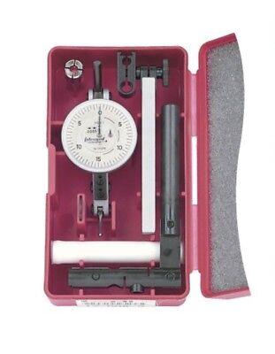 Interapid 312b-2 Dial Test Indicator Set .060 Range 0-15-0 Reading 12-008-9