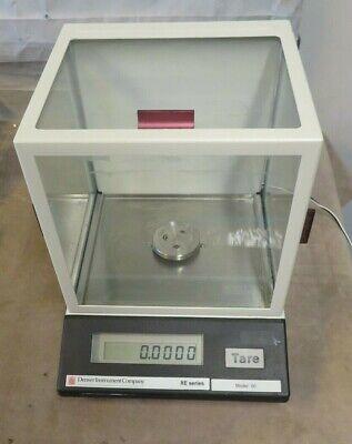 Denver Instrument Company Xe Series Model 50 Analytical Balance