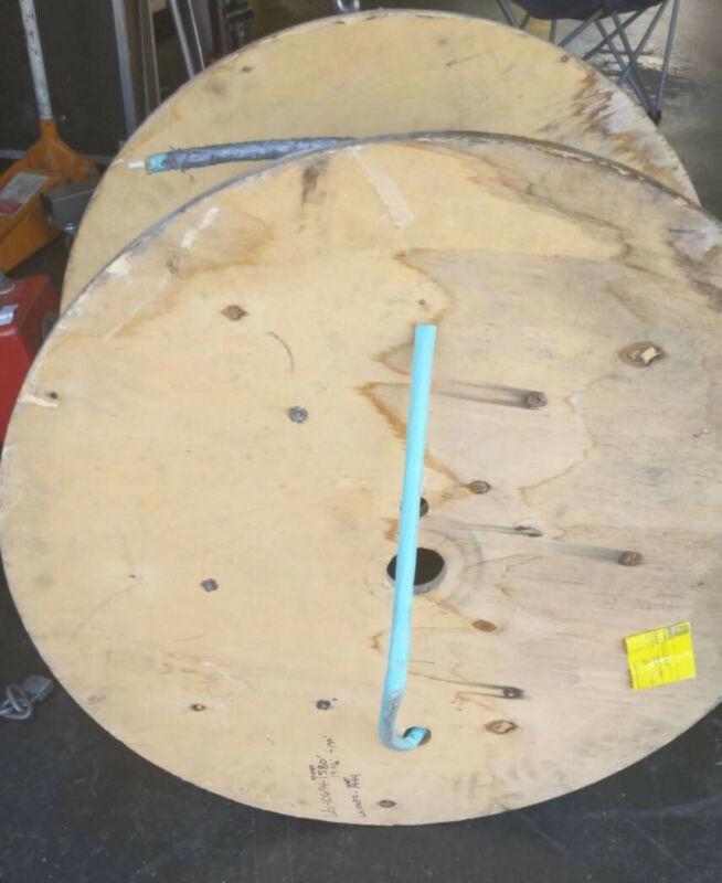 650 feet of Corning 48 Strand, 50 µm mm (OM4) 048T88-61190-29 Fiber Optic
