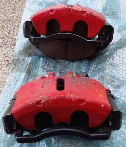 Ford BA BF XR6T XR8 upgrade brake calipers Gilmore Tuggeranong Preview