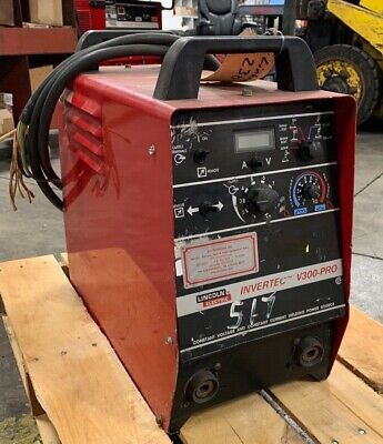 Lincoln Electric Invertec V300-pro Inverter Arc Welder