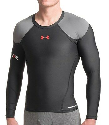 Under Armour Recharge Energy Shirt - Long Sleeve - Men's M - Black - BRAND NEW!