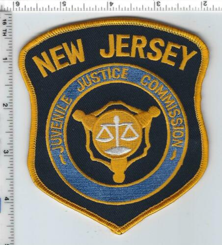 Juvenile Justice Commission (New Jersey) 2nd Issue Shoulder Patch