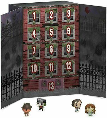 Pocket POP! Calendario Adviento: Halloween: 13 piezas coleccionables