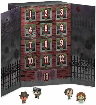 Pocket POP! Calendario Adviento: Halloween: 13 piezas coleccionables