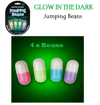 Tobar GLOW IN THE DARK Jumping Beans