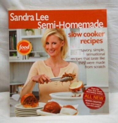 Sandra Lee Semi-Homemade Slow Cooker Recipes by Sandra Lee 2006 Paperback (Sandra Lee Recipes)