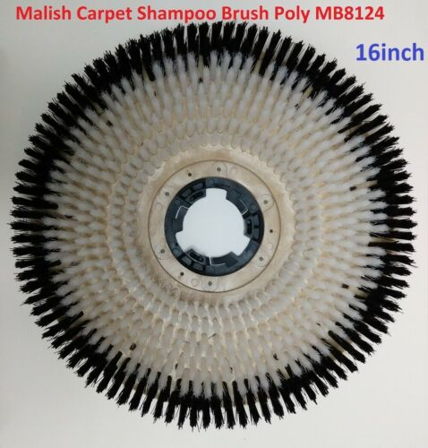 "Malish Brush ,16"",floor buffer , carpet cleaning,shampoo  brush  NP-9200"