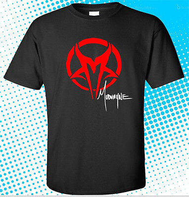 NEW Mudvayne Heavy Metal Rock Band Logo Men's Black T-Shirt Size S to 3XL