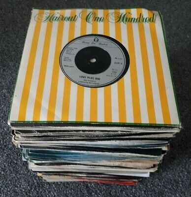 JOB LOT / COLLECTION OF 118 x 1980s POP, ROCK, DANCE SINGLES *LOOK* *ALL LISTED*