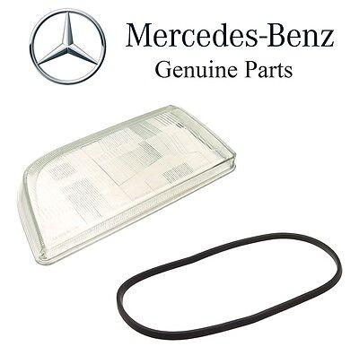 For Mercedes W140 S320 S350 S420 S500 Driver Left Headlight Lens Genuine for sale  Nashville