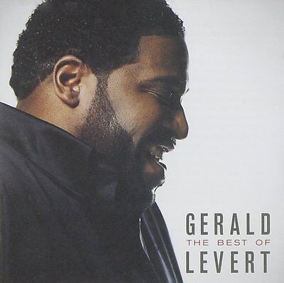 GERALD LEVERT CD - THE BEST OF GERALD LEVERT (2010) - NEW UNOPENED -
