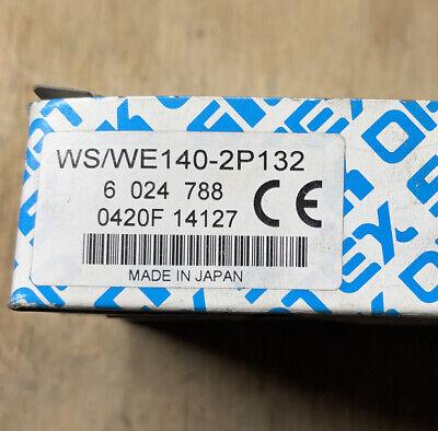 New Sick Sendreceive Photo Eye Sensors Ws We140-2p132 - 6024788 - Made In Japan