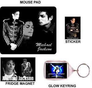 172-Michael-Jackson-MOUSEPAD-mousepad-Fridge-Magnet-Sticker-and-GLOW-Keyring
