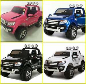 Ford Ranger 12V Ride on Toys, Ride On car Perth Perth City Area Preview