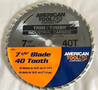 American Tool 7-1/4