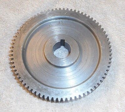 Barber Colman 3 Gear Hobber  Change Gear 74 Teeth